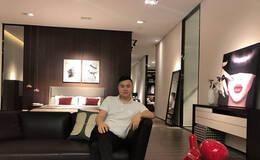 乔治家居陈平:联手设计师 打造个性化年轻化产品
