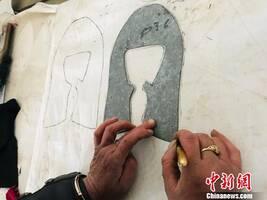 """甘肃乡村妇女""""千缝百纳""""痴心""""红军鞋""""二十载"""