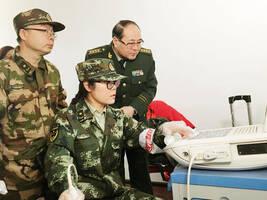 情暖高原行大爱!中华慈善总会支援西藏那曲索县包虫病普查