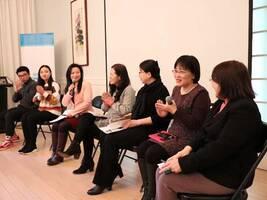 联合国妇女署与芬兰使馆共同举办青年人消除性别暴力研讨会