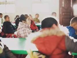 """在中国教育的""""最后一公里""""上,有这群年轻人的身影"""