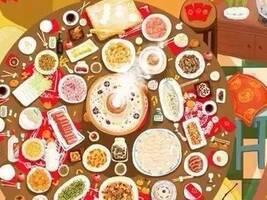 忘不了的年夜饭!100余位奶奶的菜谱,每一个都是温暖暴击!