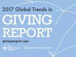 全球捐赠趋势报告丨报告解读