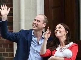 5年生3娃,生孩子就像逛医院,8小时就出院,原来你是这样的凯特王妃