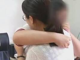 残疾女孩怀揣7年感激回母校:你敞开大门,让我收获美好时光