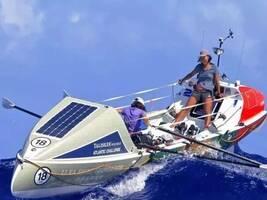 34天横渡大西洋,四位中国90后女生勇破世界纪录!