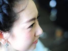 癌症女孩办最美生前告别会,亲友哭了,她却笑着说…