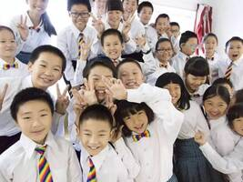 彩虹基金会创始人童书盟:十年公益路,很庆幸自己坚持了下来