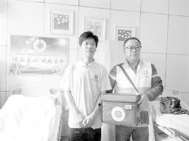 暖闻 沈阳男子捐造血干细胞救上海白血病患者:能帮一定要帮
