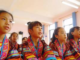 """为乡村小学组建童声合唱团 与蔡徐坤一起唱响""""童声飞扬"""""""