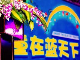"""中华儿慈会""""童在蓝天下""""十亿爱感恩大会"""