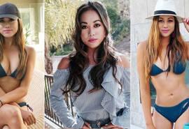 美籍越南裔美女高尔夫选手-布列塔尼写真