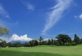 印尼茂物莱雅球场美景 澳洲人格雷姆-马什设计