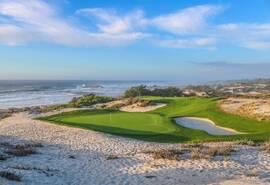 圆石滩配对赛举办地—眺远山高尔夫球场