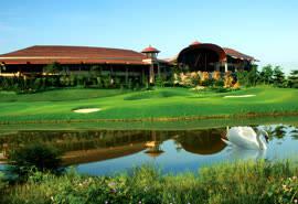 坚持低碳的绿色城市球场——广州风神高尔夫球会