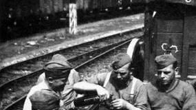 汉斯们的老三样——二战德军的战地午餐