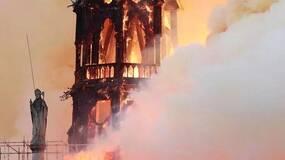 我们此前从未想过,巴黎圣母院有一天会消失
