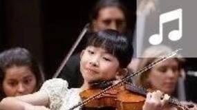 《四季 · 冬》:年仅11岁就斩获国际小提琴比赛的冠军|音乐沙龙