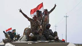 库尔德武装快速被伊军打垮 各方角逐真复杂!