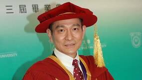 刘德华获荣誉文学博士惹争议