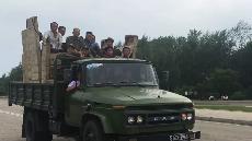 在朝鲜名校,我度过了一个最魔幻的夏天