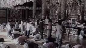 为什么看不到一个佛教徒为社会的不公挺身而出?