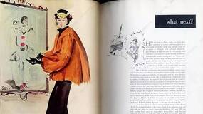 二战与服饰风尚变迁(1)脱下晚礼服去从军的年代