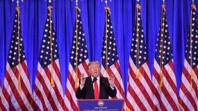 特朗普首场记者会赞马云 首承认俄黑客干预