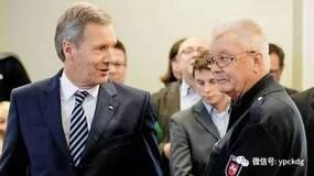 德国总统武尔夫说谎的代价