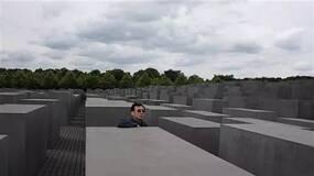 在柏林大屠杀纪念馆思考人性与制度