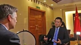 陆慷:南海的事是中国与声索国的事,与美国无关
