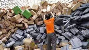 被劳动法遗忘了的中国快递员