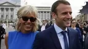法国新总统马克龙,竟然是男版邓文迪,大写的心机婊啊