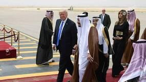 """中东之行与特朗普""""变形记"""""""