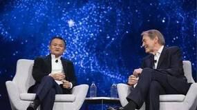 请重新发现中国——马云底特律对话美国电商