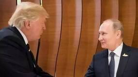 特朗普与普京首次正式会晤,持续两个多小时远超此前计划