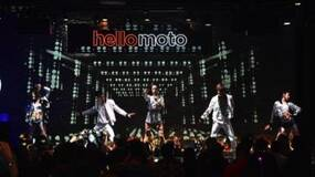"motorola想在更多年轻人的心中,埋下""hellomoto""的烙印"
