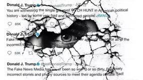 特朗普推特为外国情报机构提供了什么?