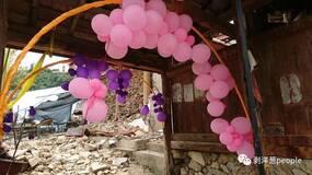 婚礼 · 地震 · 葬礼