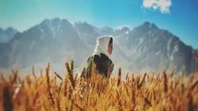 80后小伙手机拍新疆:这是生活的日常,也是天堂