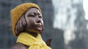 不宁静的守望:守护慰安妇少女像的韩国大学生们