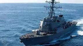 情况很严重!美国军舰怎么又撞了?