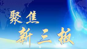宋清辉:新三板基本达到了服务实体经济预期效果