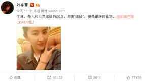 什么情况?刘亦菲30岁生日,男友宋承宪毫无动静