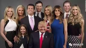 """特朗普的""""新家族政治"""""""
