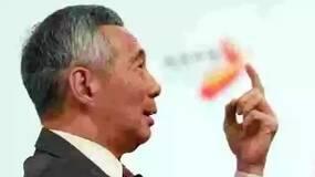 """十九大之前,李显龙为何""""突然""""访华?"""