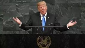 """特朗普在联合国宣称要""""彻底摧毁""""中国的这个邻国,但这是美国的真实想法吗?"""