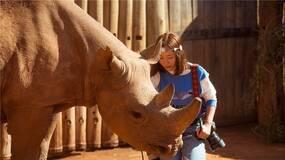 故事 | 江一燕:和最后一只白犀牛的会面
