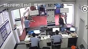 湖北男子抢劫寺庙打伤僧人:到派出所欲开证明买票,自投罗网