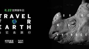 9.22世界犀牛日 | 和时尚旅游一起,为它去旅行